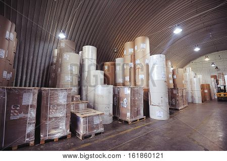 Printing The Paper Warehouse