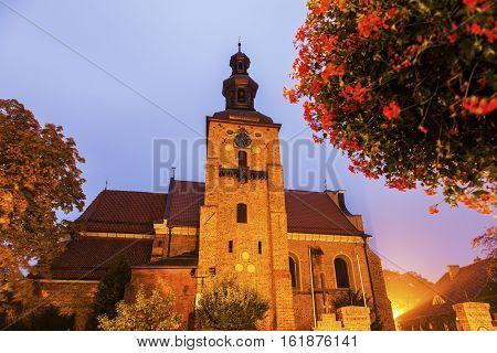 Farny Church in Gniezno. Gniezno Greater Poland Poland