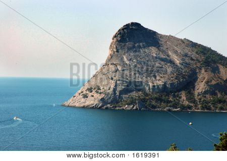 Rock, Sea