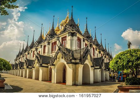 Traditional Architecture In Thailand