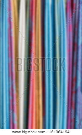blur abstract and fabric background and texture