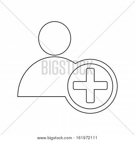 an images of people icon illustration design
