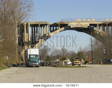 Old Bridge Slated For Demolition