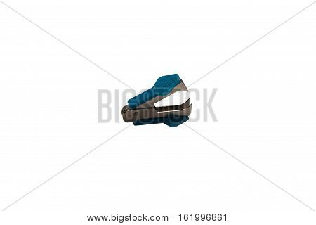 The staple remover isolated on white background
