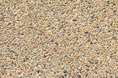 The Pebble Stone Texture (pebble Stone Background) poster