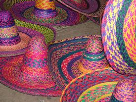 Colorful Sombrero