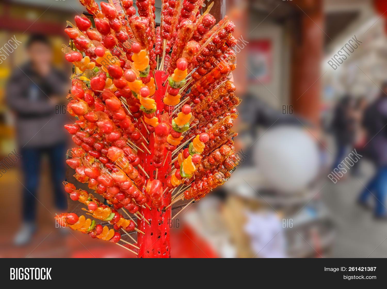 Tang Hulu Chinese Image Photo Free Trial Bigstock