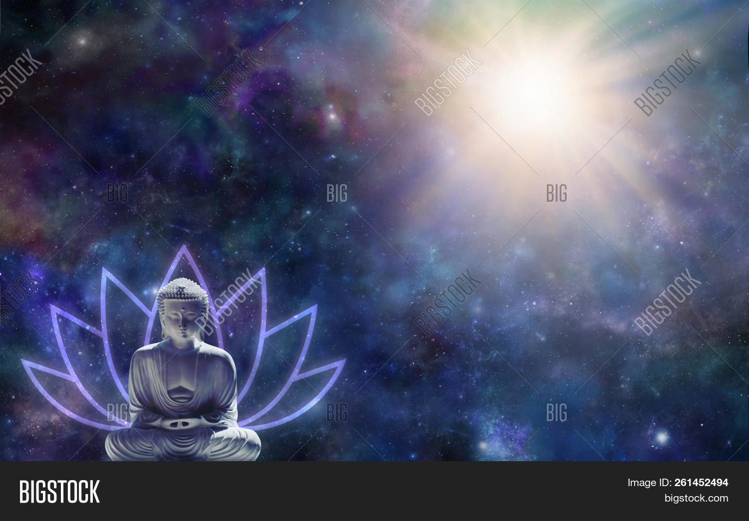 Buddhism Enlightenment Image Photo Free Trial Bigstock