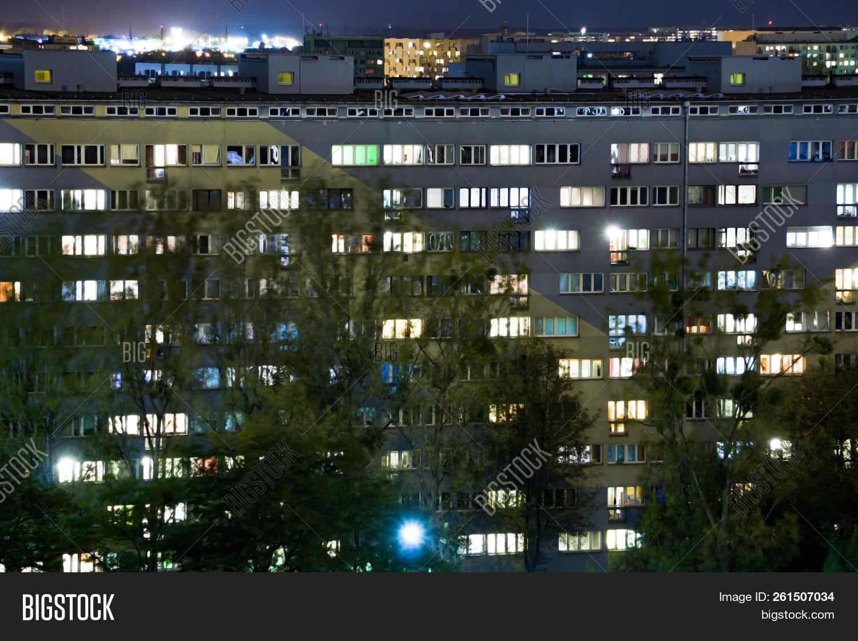 Обои building, windows, apartment. Windows foto 16