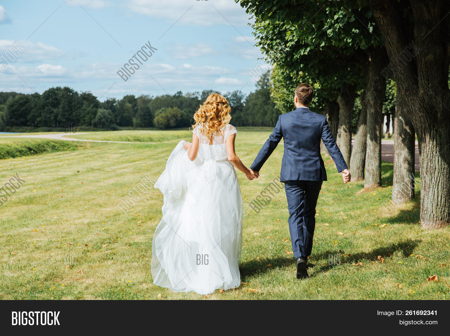 Tremendous Bride Groom Running Image Photo Free Trial Bigstock Download Free Architecture Designs Scobabritishbridgeorg
