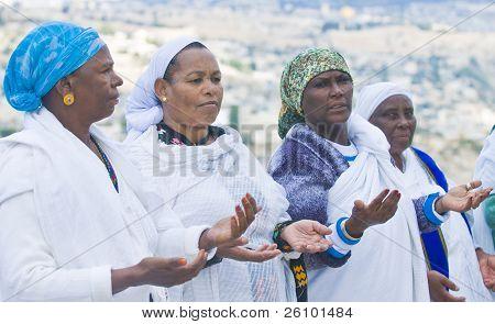 Sigd In Jerusalem