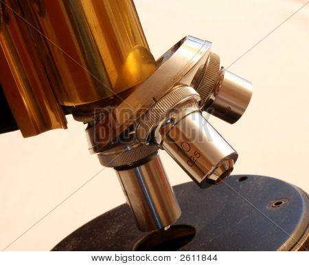 Microscope Turret