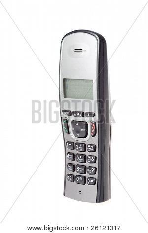 phone isolated over white background