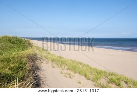 Tranquility On Brackley Beach Prince Edward Island