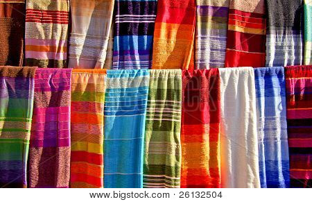 Colorful Scarfs