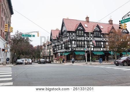Downtown Princeton New Jersey