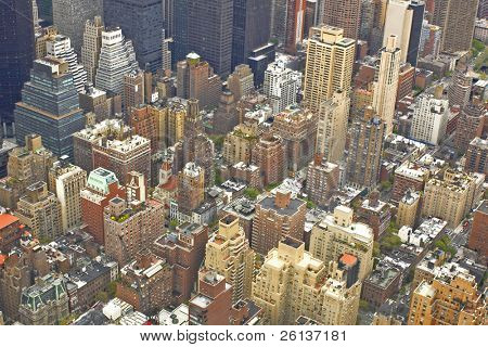 skyscrapers in NYC