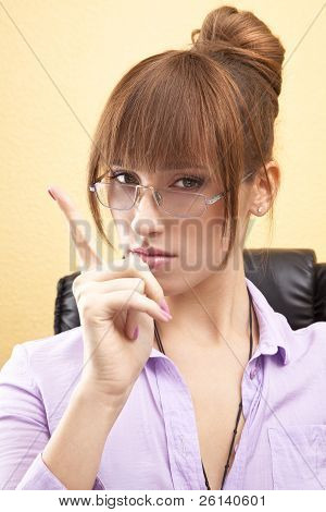 Alerting secretary