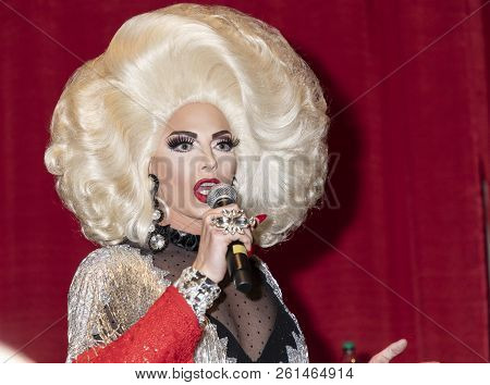 Drag Queen Alyssa Edwards