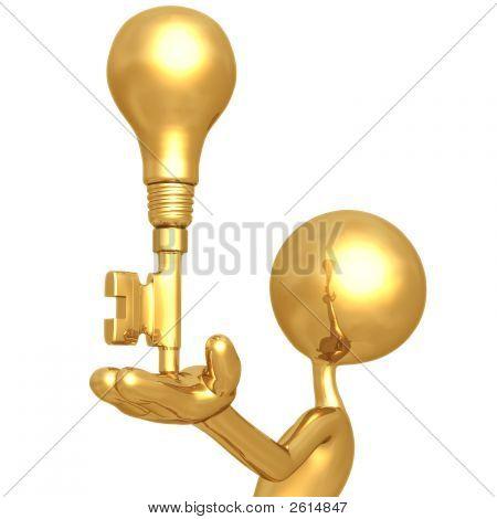 Golden Key Idea