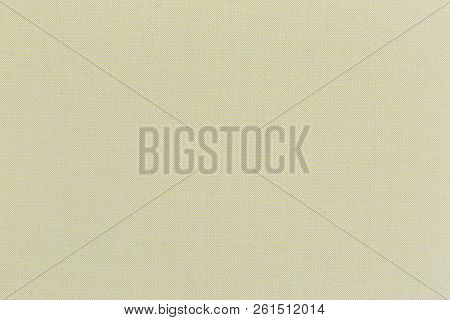 Yellow Paper Texture Or Paper Background. Seamless Paper For Design. Close-up Paper Texture For Back
