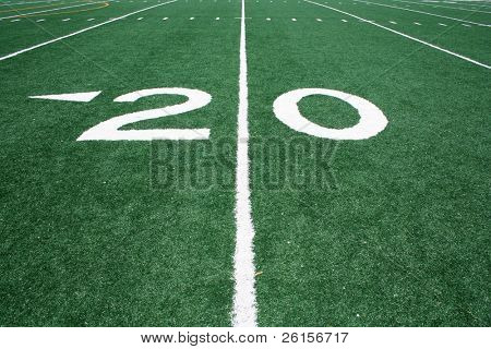 The Twenty Yard Line