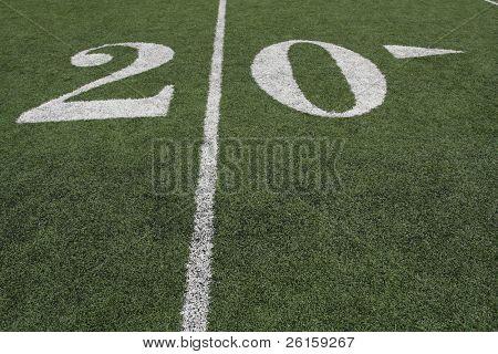 The Twenty Yard Line