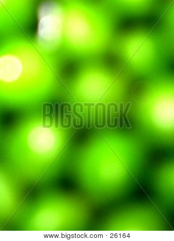 Giant Green Peas poster