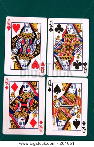 Cards All 11 #queen
