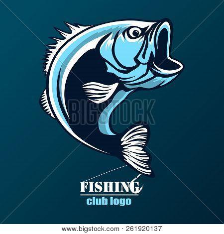 Piranha Logo Images Illustrations Vectors Free Bigstock