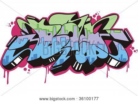 Graffito - Boy