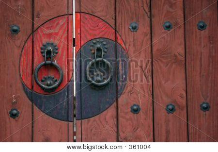 Zen Door