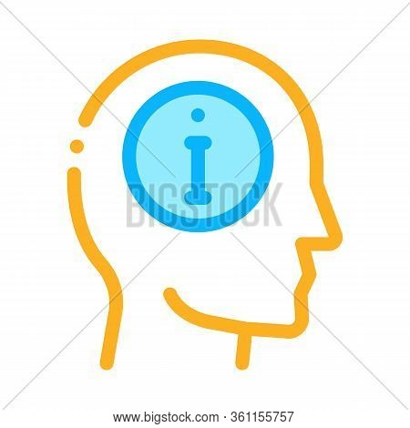 Witness Icon Vector. Witness Sign. Color Symbol Illustration