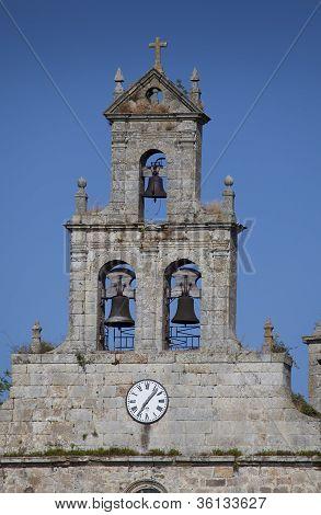 Church Of Orzales, Campoo De Yuso