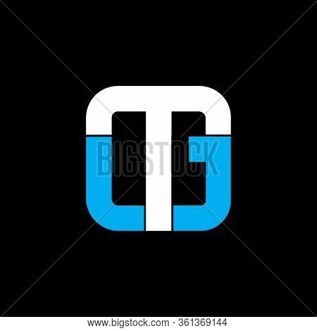 Title: Tg Or Gt Letter Logo. Unique, Attractive And Creative Modern Initial Tg Gt, G T Or T G Initia
