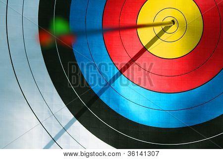Bull's eye (archery)