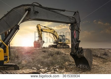 Heavy Varied Rental Machinery For Construction, Essential And Necessary