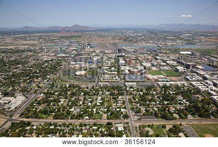 Tempe, Arizona Skyline