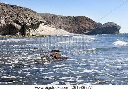 Cabo De Gara National Park. Almeria Province