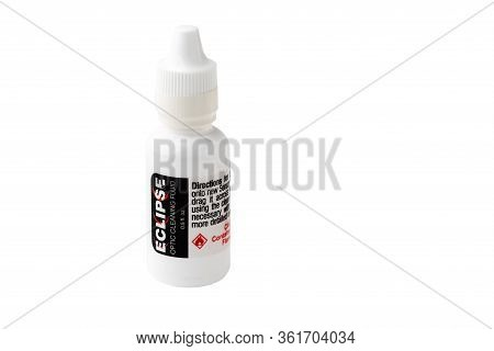 Eclipse Optic Cleaning Fluid - Purity Lens Cleaner For Digital Cmos, Ccd Sensors Dslr And Mirrorless