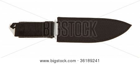 Metal Blade With Braided Handle