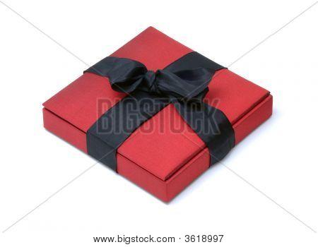 Red / Black Gift Box