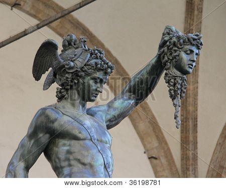 Perseus, Florence