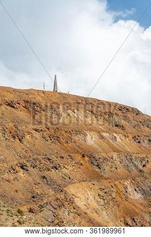 Lone Obelisk