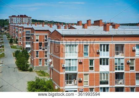 Brand New Apartment Building