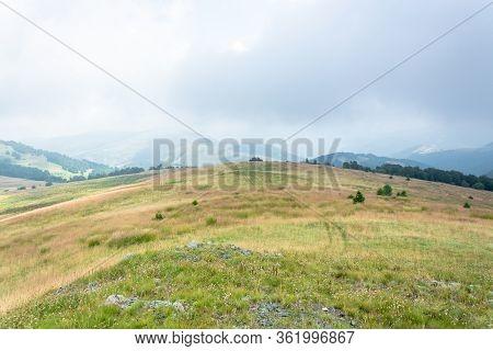 Foggy Mountain Hill