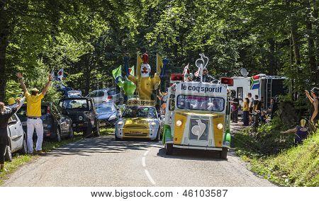 Le Coq Sportif Caravan