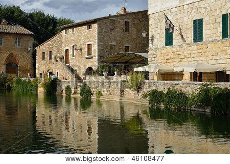 BAGNO VIGNONI, ITALY
