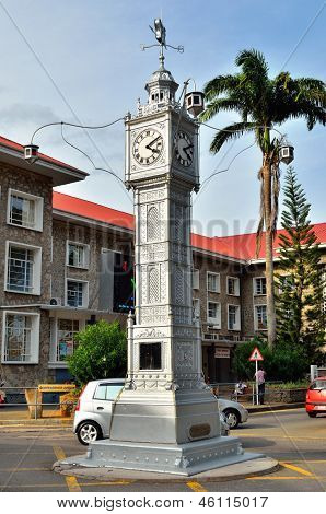 Victoria, Capital Of Seychelles