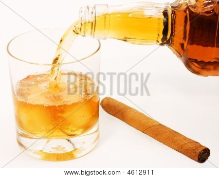 Preparing For Scotch